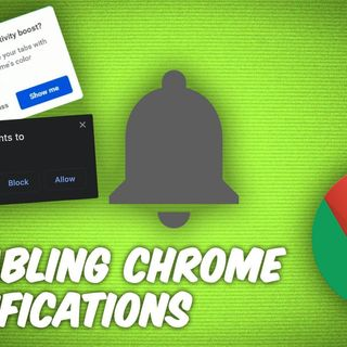Ask The Tech Guy 65: Disabling Chrome Notifications