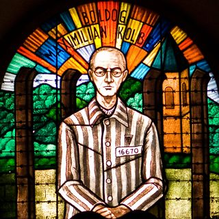 Father Isaac Mary Relyea: St. Maximilian Kolbe Model for Our Age