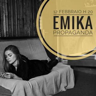 Intervista a Emika - Propaganda - s03e17