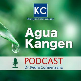 10. Agua Kangen en nuestro organismo