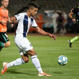 Gol de Talleres: Diego Valoyes 3-2