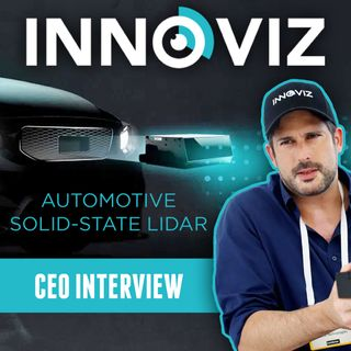 53. Innoviz CEO Interview | BMW's Automotive Solid-State LiDAR | $INVZ