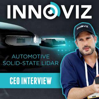 53. Innoviz CEO Interview | BMW's Automotive Solid-State LiDAR | $INVZ