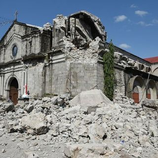Earthquakes Hit The Philippines. Episode 181 - Dark Skies News And information