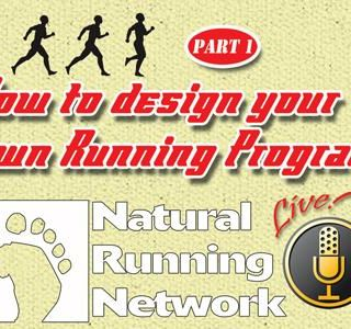 How to Design your own Running Program - part 1