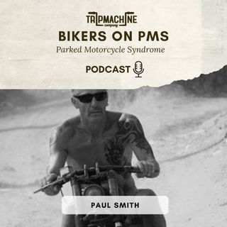 Episode 13 - Chai Shop Racer by Paul Smith