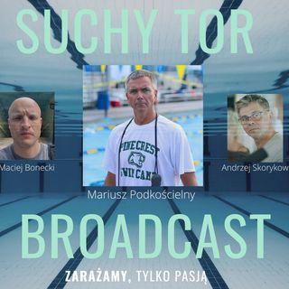 Podkościelny, Bonecki, Skorykow o sporcie wczasie pandemii Covid-19.  Suchy Tor Broadcast #2