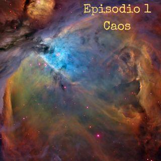 Episodio 1 - Según la mitología griega ¿Cómo fue el origen del universo?