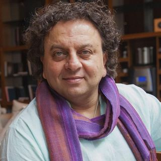 Chef Vikram Vij Celebrates Music, Food and Love