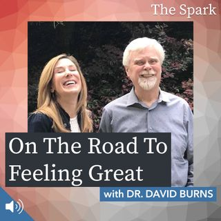The Spark 020: On the Road to Feeling Great with Dr. David Burns