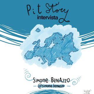 Intervista con Simone Benazzo - PitStory Podcast Pt.67