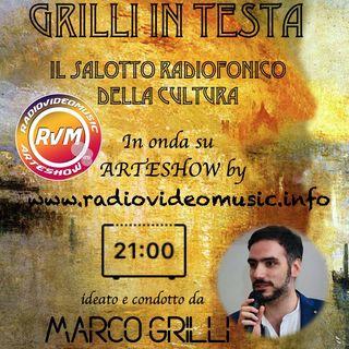 3) Grilli in Testa - Terza puntata - INTERVISTA al Maestro MARCELLO VANDELLI