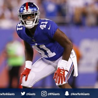 NYG Talk Ep. 378 DRC Has Been Cut Fans Upset Who's Next?
