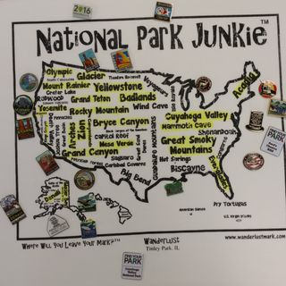 National Park Junkie - Jodi Canter on Big Blend Radio
