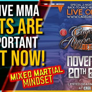 Mixed Martial Mindset: Will This Be The Last MMA Event With An Audience In The USA