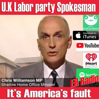 EHR 505 Morning moment UK Labor party spokesman Blame USA for Venezuela Feb 14 2019