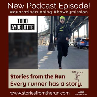 Running 26.2 Miles Inside His Apartment for a Great Cause! | Todd Aydelotte