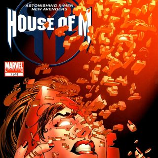 """Syndicated Source Material 006 - Marvel's """"House of M"""""""