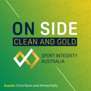 Clean and Gold: Chris Nunn and Ahmed Kelly