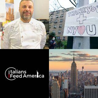 New York City Part 1. Fabrizio Facchini ci parla di www.italiansfeedamerica.org