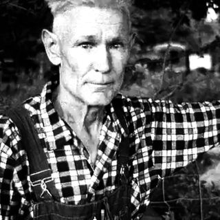 BUCK NELSON - US Farmer Claimed That He Traveled To Mars, Moon & Venus With Venusians In 1950s