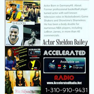 The LLJ Radio Show 12/13/17 *Actor Sheldon Bailey*