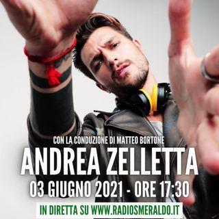 Andrea Zelletta   Intervista