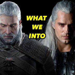 What We Into's 2nd Annual Holiday Dump!  The Witcher + Watchmen + His Dark Materials + Lost In Space (Season 2) + The Expanse (Season 4)