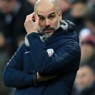 Pep v Klopp! Shaved head v glistening teeth! A battle royale...the New False 9 Pod is out now!