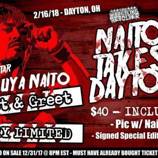 Naito Takes Dayton