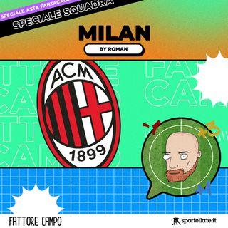 Guida Asta Fantacalcio! Milan by Roman