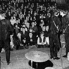 B.L.O. - The Beatles in Sweden 28-07-64