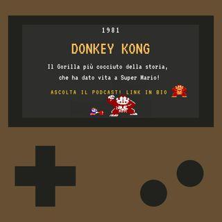 DONKEY KONG - 1981 - puntata 1