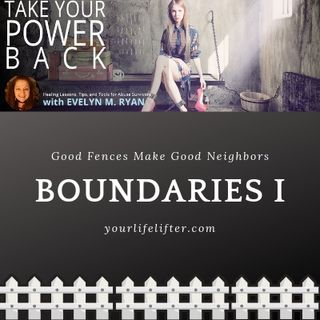 Good Fences Make Good Neighbors: Boundaries I