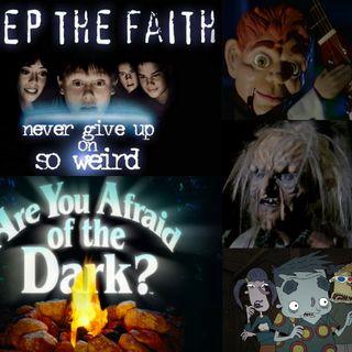 #6 Series de Terror o Misterio de mi infancia - Miedo al Misterio