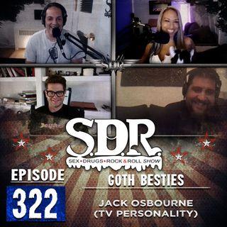 Jack Osbourne (TV Personality) - Goth Besties