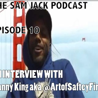 Episode 11: Danny King aka @ArtofSafteyFirst Says to believe in Science NOT YouTube COIVD19 Theories, Credits ODB as Purest Inspiration