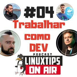 04 - TRABALHAR COMO DEV