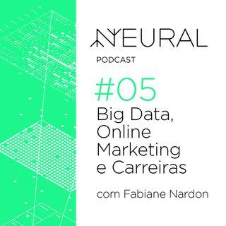 #5 Big Data de verdade, aplicações e carreiras na área com Fabiane Nardon (Tail)
