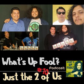 Ep 146 - Just the 2 of Us