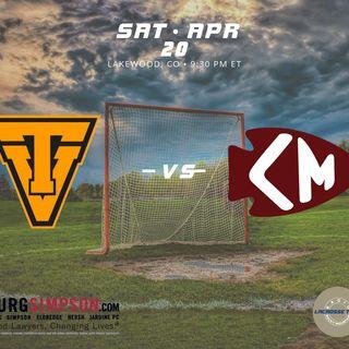 #2 Thompson Valley vs. #1 Cheyenne Mountain