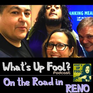 Ep 172 - On the Road in Reno