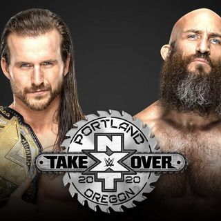 NXT Takeover: Portland LIVE Reaction