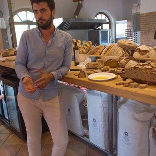 Stefano Caccavari e il recupero dei grani antichi | Talentsinmotion | Tirocini da Eurocontrol