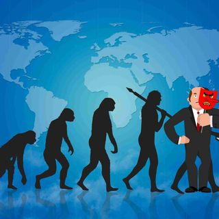 Fake News And Conspiracy Theory As An Evolutionary Strategy! WTF? Is This Real?