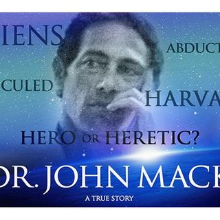 Harvard Professor Defends Alien Abductees:  The Life & Death of Dr. John Mack