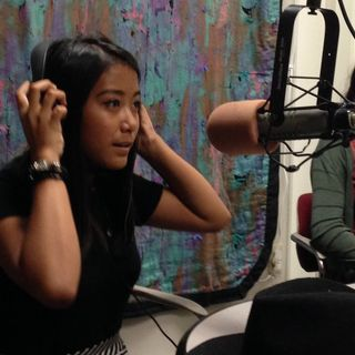 Jaanvi Gurung at KRFC 88.9