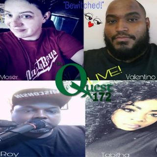 The Quest 172 LIVE! Bewitched. .- QuestNation's show