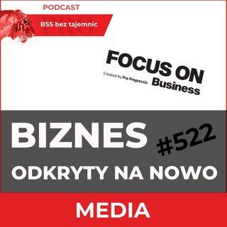 #522 FOCUS ON Business - Wizytówki Firm