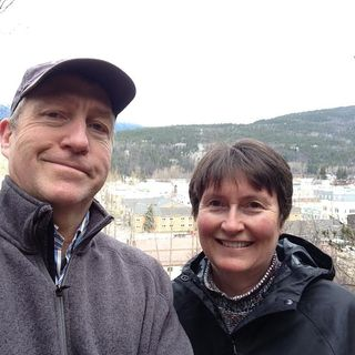 Day 22 - Greetings from Anchorage, Alaska from my sister BJ and her husband Jeff Anderson